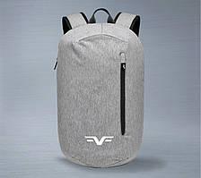 """Рюкзак Frime Keeper Grey, для ноутбука до 15.6"""""""