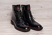 Ботинки женские (на шнуровке) molka Р.39