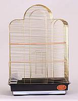 Золотая клетка для мелких и средних попугаев 610G