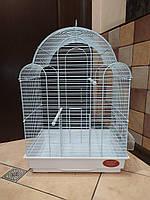 Клетка для птиц и попугаев 700А белая