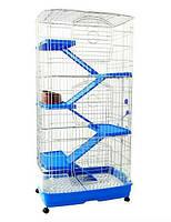 Вольер клетка F13B для грызунов, попугаев, хищников и других