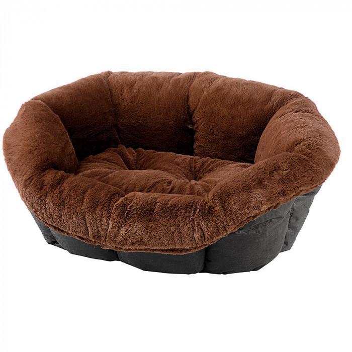 Подушка для пластикового лежака для собак и кошек Ferplast SOFA' CUSHION SOFT