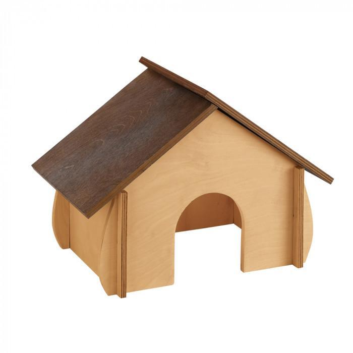 Будиночок для гризунів Ferplast SIN 4649