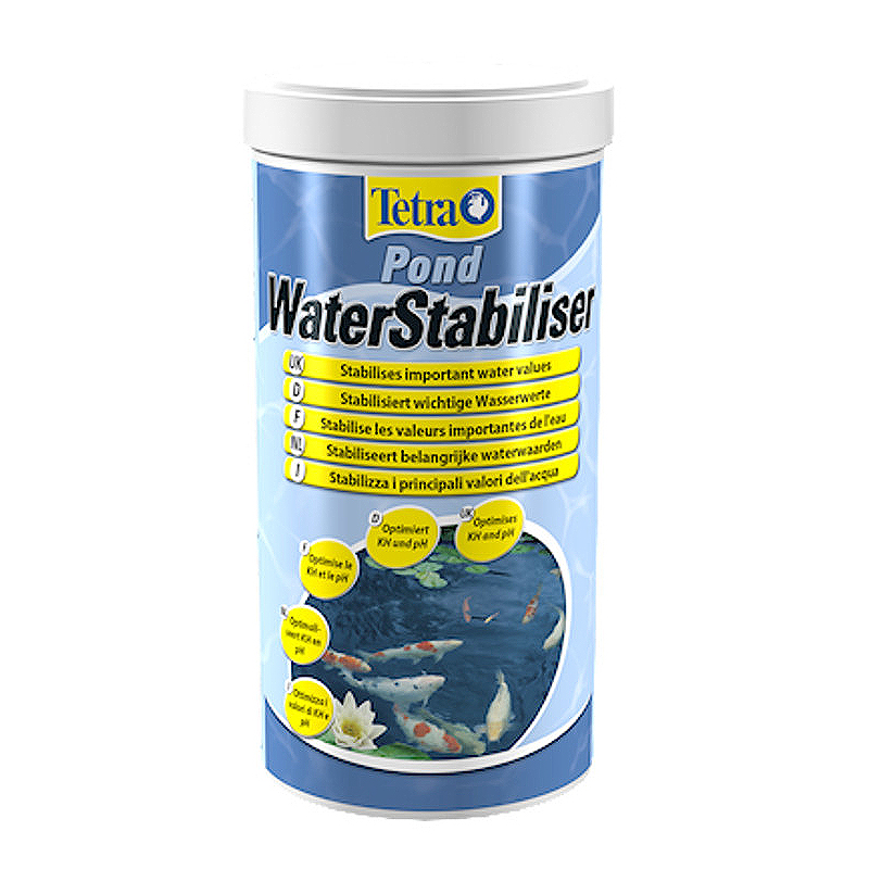Препарат для стабилизации показателей воды Tetra Pond «Water Stabiliser» 1.2 кг