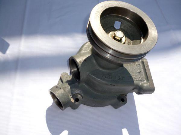 Насос водяний (помпа) КамАЗ (740.1307010-02)
