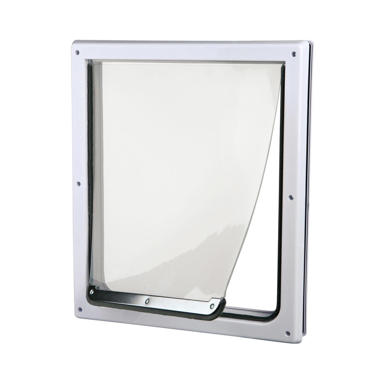 Дверцята Trixie «Free» S-M 30 x 36 см (пластик)