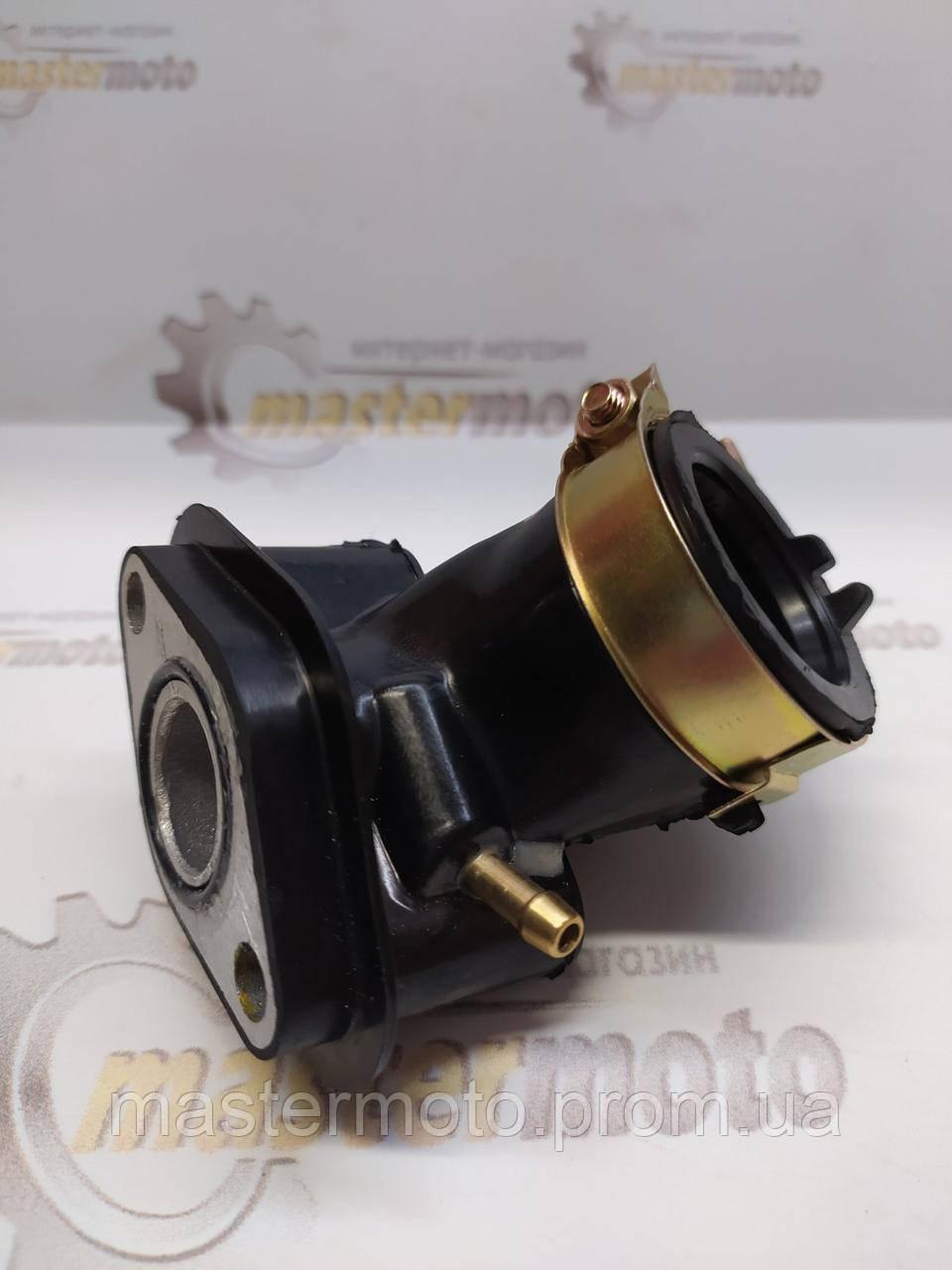 Патрубок карбюратора  (коллектор) GY6 50-100сс