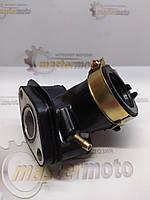 Патрубок карбюратора  (коллектор) GY6 50-100сс, фото 1