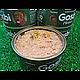 Gosbi Plaisirs Turkey 0.4 кг консерва для дорослих і активних собак, фото 2