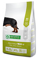 Nature's Protection Mini Adult Small breeds 2 кг сухий корм для собак малих порід