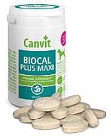 Canvit BIOCAL PLUS Maxi Dog 230 г (76 табл) - минеральная добавка для собак крупны