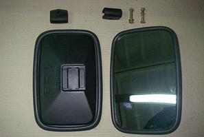 Дзеркало (пласт., зовнішнє КК) МТЗ 80-8201050