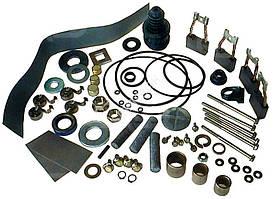 Производство комплектующих, ремонтных комплектов/рти любой спецификации и комплектации.Стартера