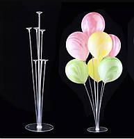 Пластиковая подставка для 7 воздушных шаров (розница/опт)
