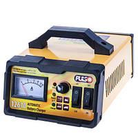 Зарядное устройство PULSO BC-12610 6-12V/0-10A/10-120AHR/LED-Ампер./Ручна рег-ка