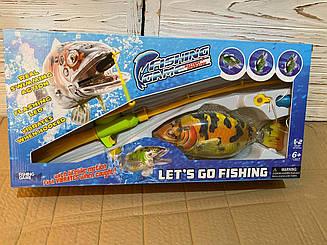 Игрушка-рыбалка для ванной  Веселая Рыбалка