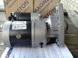 Стартер редукторний 12V-2,7 кВт, Magneton (Чехія, оригінал) МТЗ, Т-40, Т-25, Т-16
