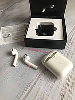 Беспроводные наушники i666 TWS с сенсорным управлением Bluetooth 5.0 Белые