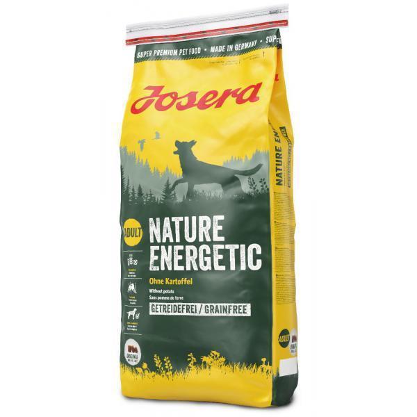 Сухой корм (Йозера) Josera Nature Energetic 15 кг для взрослых и активных собак