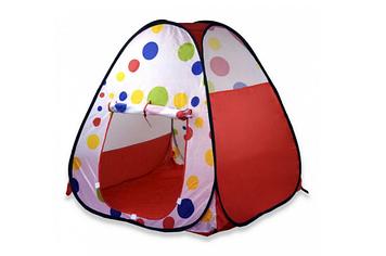 Палатка в сумці 40см,поліестер,91х100х91см №GFL-037(12)KI