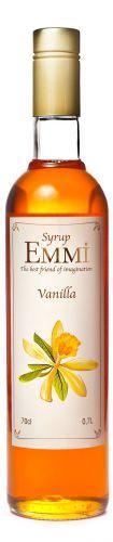 Сироп Эмми (Емми) Ваниль 700 мл (900 грамм) (Syrup Emmi Vannila 0.7)