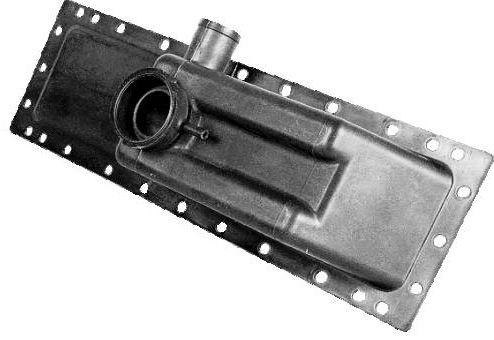Бак радіатора МТЗ верхній (метал)