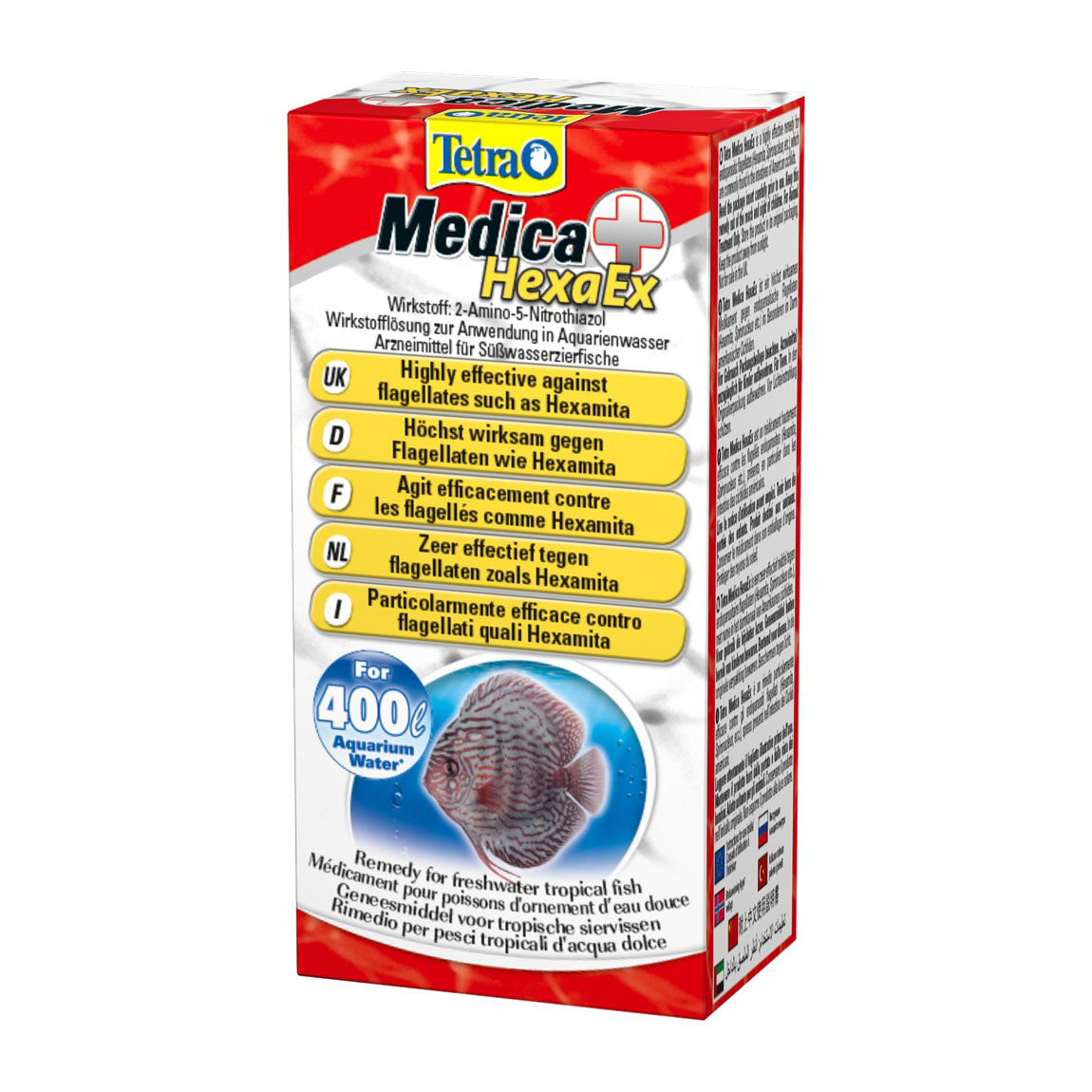 Препарат для лечения рыб Tetra «Medica HexaEx» 20 мл
