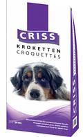 Крокеты CRISS для взрослых собак всех пород 20 кг