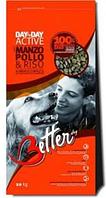 Сухой корм Better ACTIVE говядина/курица/рис для активных собак всех пород 20 кг