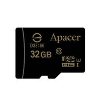 Карта памяти microSDHC 32GB Apacer UHS-I (class10)