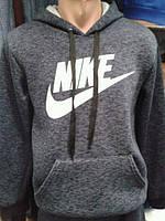 Мужской теплый спортивный костюм NIKE