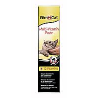 Лакомство для кошек GimCat Multi-Vitamin Paste 100 г (мультивитамин)