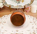 Старий колекційний мідний глечик, мідь, латунь, Німеччина, вінтаж, фото 8