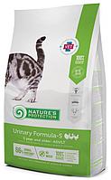 Nature's Protection Urinary Formula-S Adult 18 кг сухий корм для кішок профілактика сечокам'яної хвороби