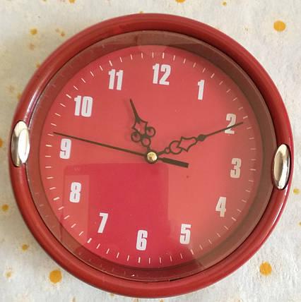 Годинник настінний d.16.8 круглий, фото 2
