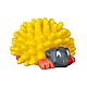 Игрушка для собак Trixie Ёжик с пищалкой 10 см (винил, цвета в ассортименте), фото 3