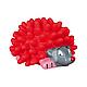 Игрушка для собак Trixie Ёжик с пищалкой 10 см (винил, цвета в ассортименте), фото 4