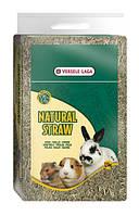 Подстилка Versele-Laga Prestige Straw 1 кг натуральная солома в клетки для грызунов