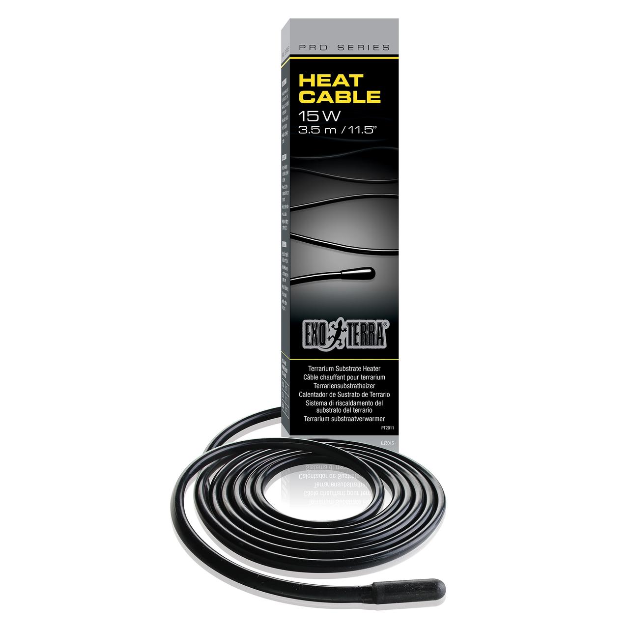 Обогреватель Exo Terra «Heat Cable» Горячий шнур 15 W, 3,50 м