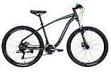 """Горный велосипед  FORMULA KOZAK 27.5"""" (черно-серый с белым), фото 2"""