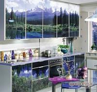 Печать на мебельных фасадах