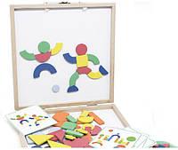 Навчальна іграшка Lucy&Leo Коробка з фігурами, фото 1