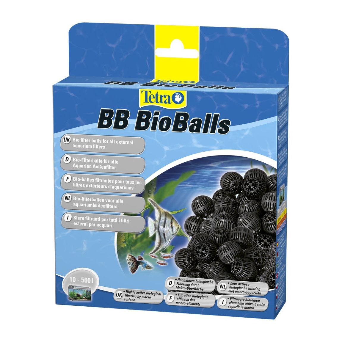 Наповнювач для фільтра Tetra «BioBalls» 800 мл