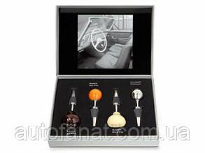 Набор пробок для винных бутылок Mercedes Benz Wine Stoppers Set, оригинал (B66955298)