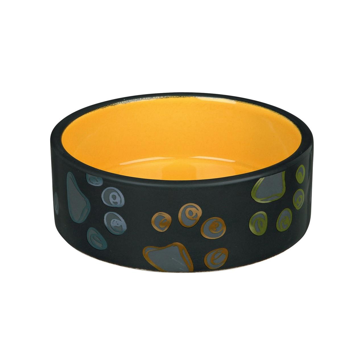 Миска керамічна Trixie «Jimmy» 1,5 л / 20 см (в колірному асортименті)
