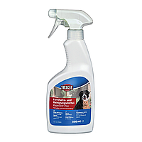 Спрей отпугиватель-очиститель для кошек и собак Trixie «Repellent Plus» 500 мл (для отпугивания от мест,