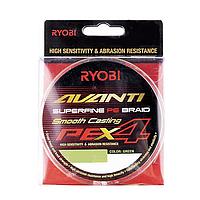 Шнур Ryobi Avanti X4 GR 100m PE1.0 Ø0.16mm 7.9kg