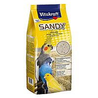 Песок для птиц Vitakraft «Sandy Vogelsand» 2,5 кг