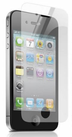 Гидрогелевая защитная пленка AURORA AAA на iPhone 4 на весь экран прозрачная