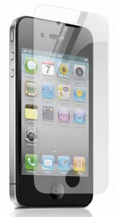 Гидрогелевая защитная пленка AURORA AAA на iPhone 4 на весь экран прозрачная, фото 2